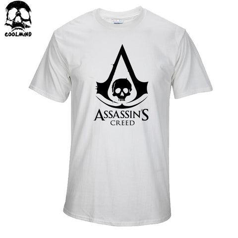 Assassin's Creed Men's T-Shirt - Titan Design & Technology - 1