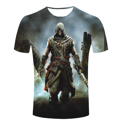 Assassin's Creed: Black Flag Freedom Cry Men's T-Shirt