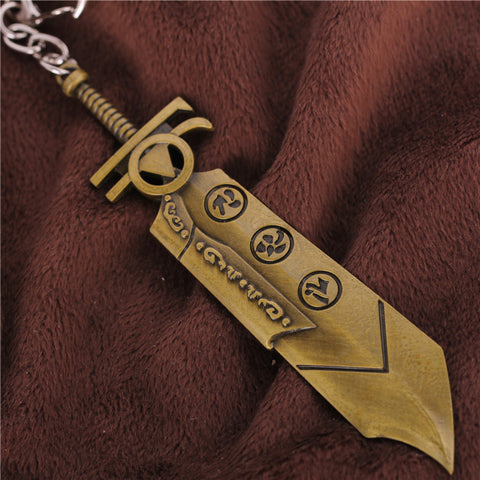 League of Legends Riven Blade of the Exile Key Chain - Titan Design & Technology - 1