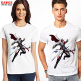 Assassin's Creed Game Unisex T-Shirt - Titan Design & Technology - 2