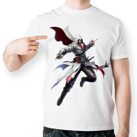 Assassin's Creed Game Unisex T-Shirt - Titan Design & Technology - 1