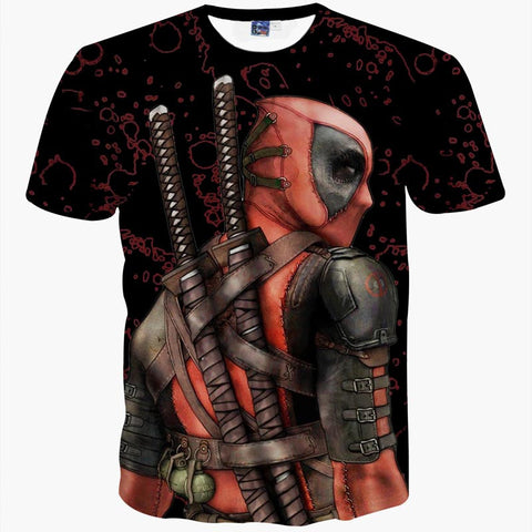Deadpool Pull Me Men's T-Shirt - Titan Design & Technology - 1