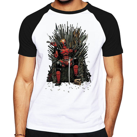 Deadpool Game of Thrones Men's T-Shirt - Titan Design & Technology - 1