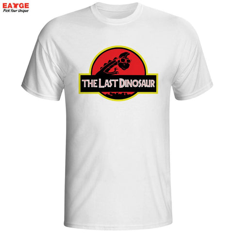 Jurassic Park The Last Dinosaur Men's T-Shirt - Titan Design & Technology