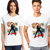 Deadpool James Bond Cosplay Marvel Unisex T-Shirt - Titan Design & Technology - 2