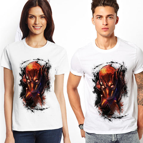 Evil Deadpool Marvel Unisex T-Shirt - Titan Design & Technology - 1