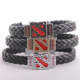 Dota 2 Game Logo Bracelet - Titan Design & Technology - 1