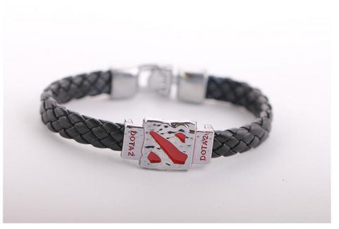 Dota 2 Game Logo Bracelet - Titan Design & Technology - 2