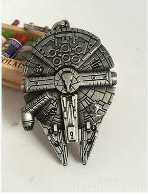 Star Wars Star Trek Metal Key Chains - Titan Design & Technology - 1