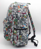 Suicide Squad Harley Quinn Joker School Bag Backpack - Titan Design & Technology - 3
