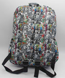 Suicide Squad Harley Quinn Joker School Bag Backpack - Titan Design & Technology - 2
