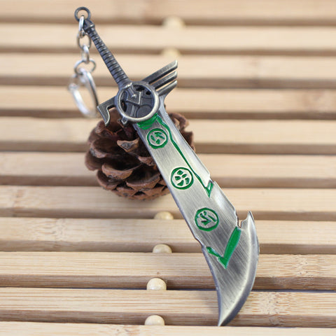 Riven's Blade Key Chain - Titan Design & Technology - 1