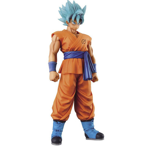 Dragon Ball Super: Super Saiyan God Goku 25cm Figure [Banpresto]