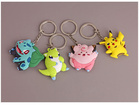 Assorted Pokemon Key Chains - Titan Design & Technology - 1