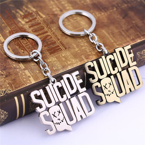 Suicide Squad Key Chain - Titan Design & Technology - 1