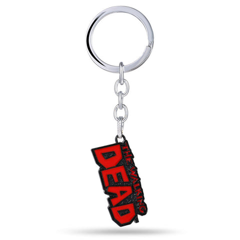 The Walking Dead Logo Key Chains - Titan Design & Technology - 1