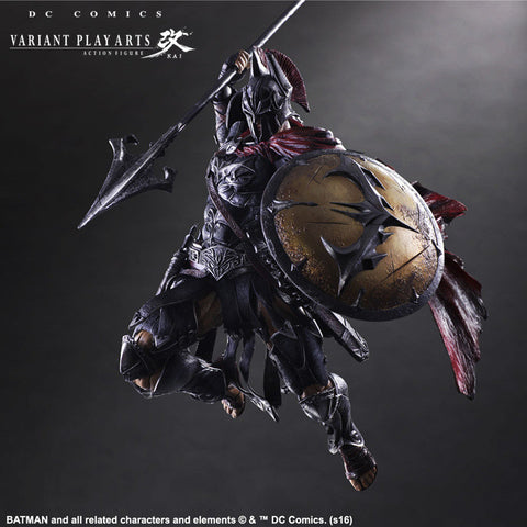 DC Comics: Batman Timeless Spartan Version Limited Edition 27cm Figure [SQUARE ENIX]