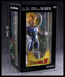 Dragon Ball Z: Super Saiyan Vegeta (Normal & Manga Version) 25cm Figures [Banpresto]
