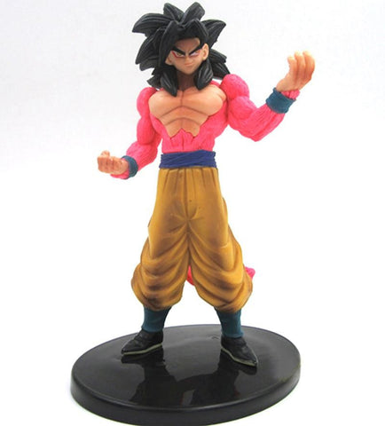 Dragon Ball Z: Super Saiyan 4 Goku 15cm [Banpresto]
