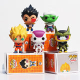 Dragon Ball Z: Goku Vegeta Piccolo Frieza Cell Funko Pop! Collectable Figures