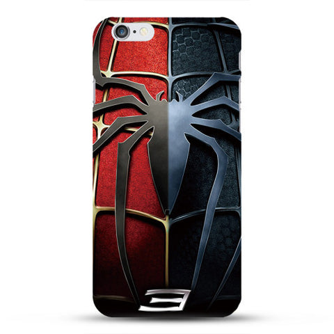 Spider-Man Batman Iron Man Deadpool Superman Captain America Apple iPhone 6/6 Plus/6S/6S Plus/7/7 Plus Hard Cases