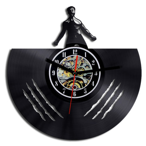 Marvel: Wolverine Vinyl Record Wall Clock