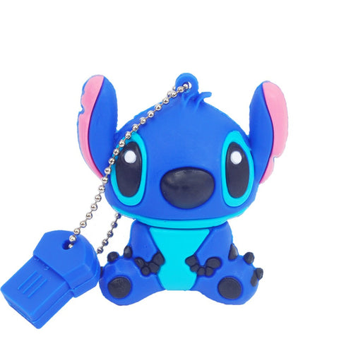 Stitch Lilo & Stitch USB 2.0 Flash Drive - Titan Design & Technology - 1