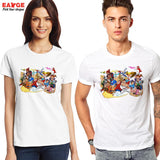 Street Fighter Characters Men's T-Shirt - Titan Design & Technology - 2