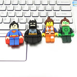 Lego Hero Figures USB 2.0 Flash Drive - Titan Design & Technology - 3