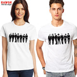Heroes in Suits Unisex T-Shirt - Titan Design & Technology - 2