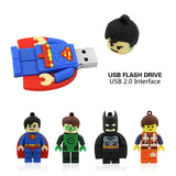 Lego Hero Figures USB 2.0 Flash Drive - Titan Design & Technology - 2