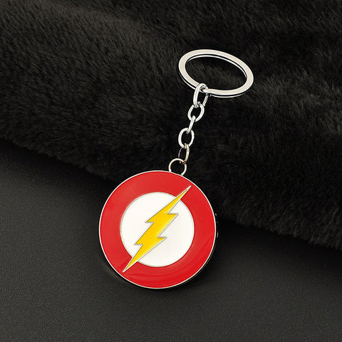 The Flash DC Comics Key Chain - Titan Design & Technology - 1