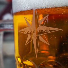 Dark Star Tanker Glass - Dark Star Brewing Co.