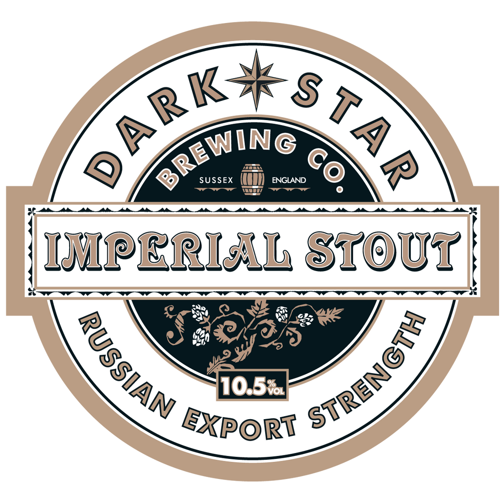 Imperial Stout (20% off for a limited time BB date 31/5/21)