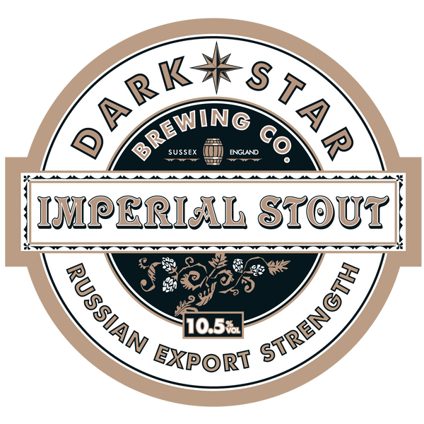 Imperial Stout - Dark Star Brewing Co.