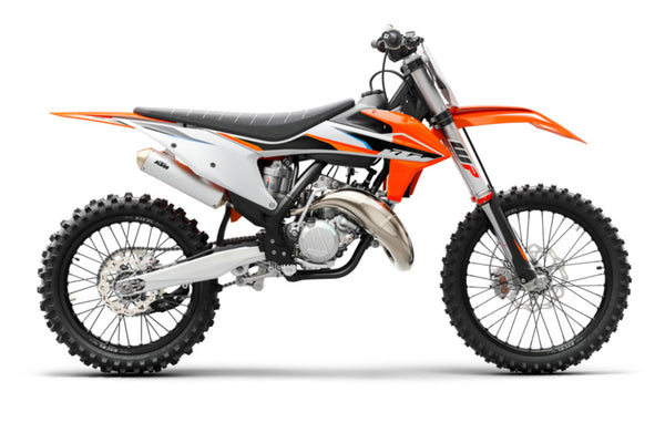 MY21 KTM 125 SX NEW MODEL