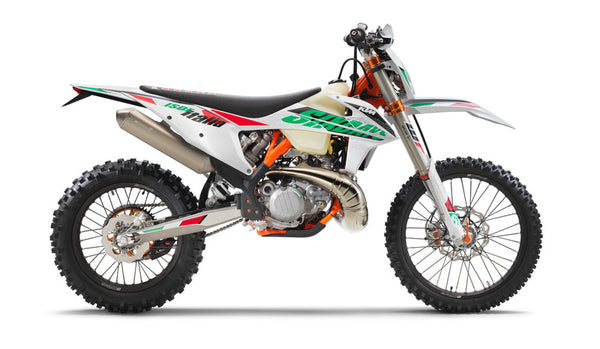 MY21 KTM 250 EXC TPi 6 DAYS