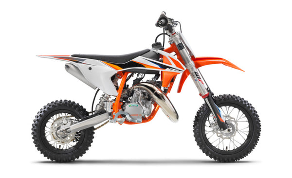 MY21 KTM 50 SX NEW MODEL