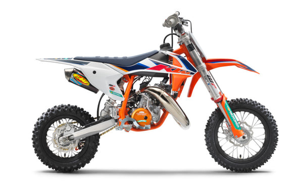 MY21 KTM 50 SX FACTORY EDITION PRE ORDERS ONLY