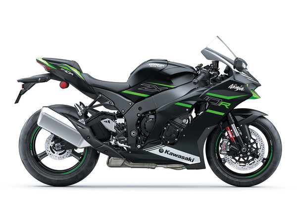 MY21 ZX-10R Flat Ebony - Kawasaki Racing Team (BK2)