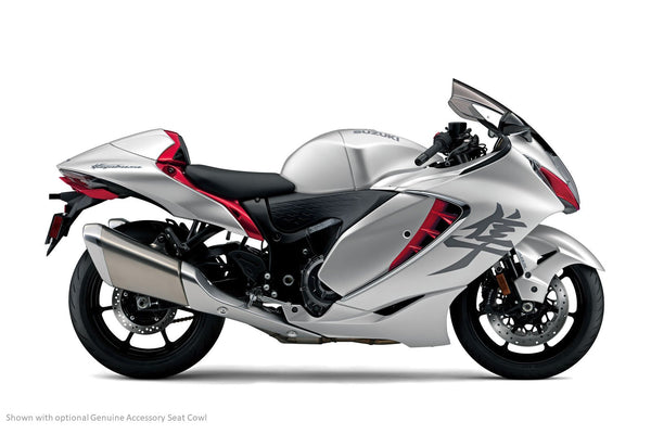 NEW MODEL MY22 SUZUKI HAYABUSA GEN III SILVER