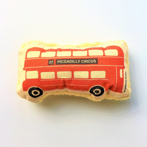 CANVAS LONDON BUS