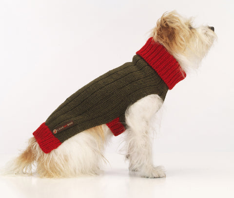RYDON RED DOG JUMPER