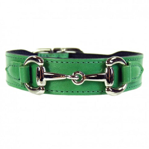 BELMONT IN KELLY GREEN & NICKEL