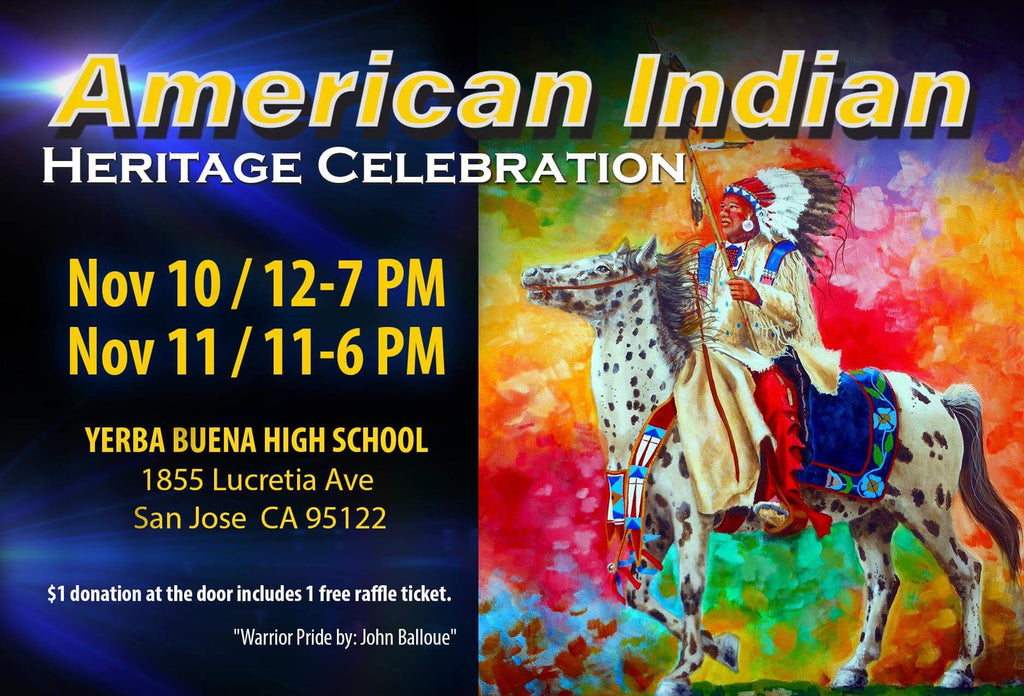 American Indian Heritage Celebration | Nov 10-11 2018