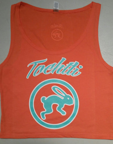 Crop Top - Ladies Tochtli Logo