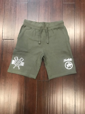 Shorts - Warrior Army Green