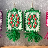 Earrings Chiapas