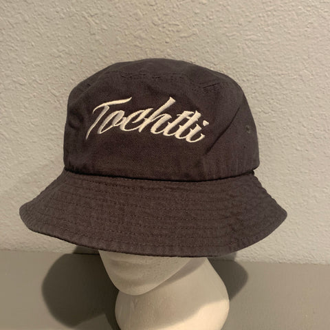 Tochtli Bucket hat-Grey