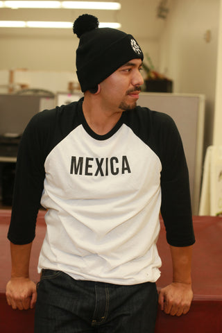 Baseball Tee- Mexica